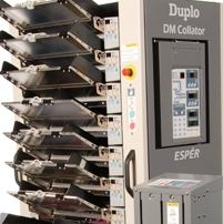 Duplo Esper DM-230V - colationare Direct Marketing